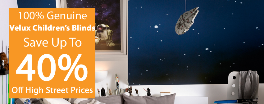 Velux Childrens Blinds