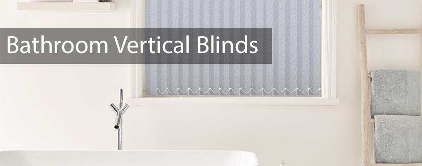 Bathroom Vertical Blinds
