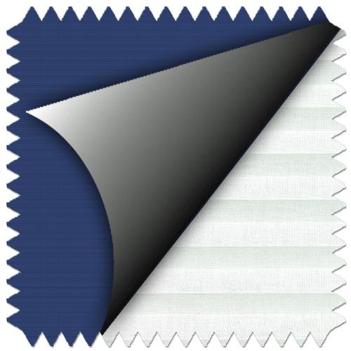 Blue Amp White 2055 Amp 1016 Velux Duo Blinds Soeasy Blinds