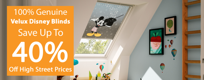Velux Disney Blinds