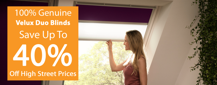 Velux Duo Blinds