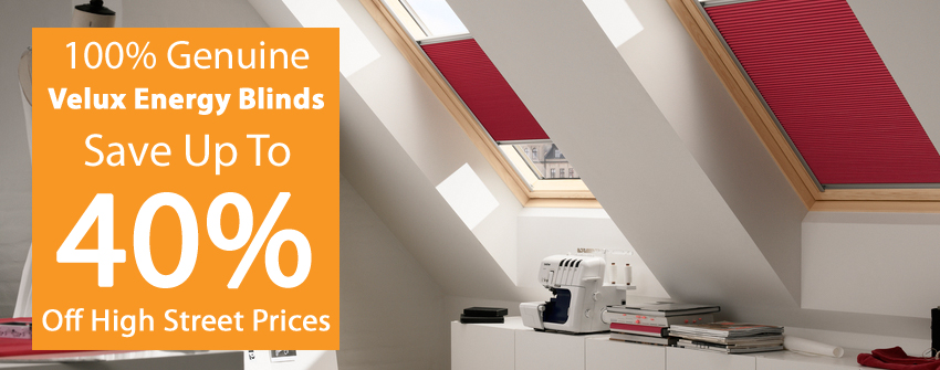 Velux Energy Blinds
