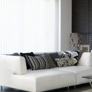 Washable Vertical Blinds